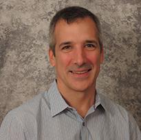 Research Scientist Jeff Chrstos